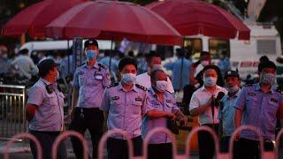 video: 'Wartime emergency': Beijing fears second wave of coronavirus after spike shuts market