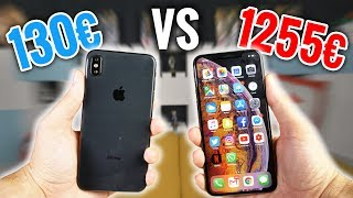 Fake VS iPhone XS Max !