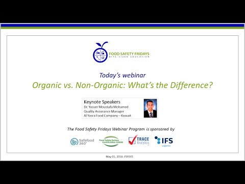 Organic vs. Non-Organic: What's the Difference?