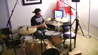 Give Me The Night - George Benson Drum Cover By Jason Heine