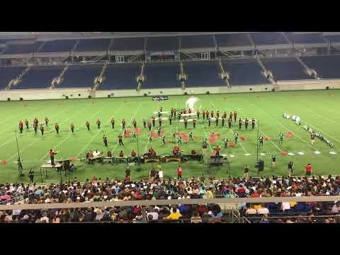 Heat Wave Drum and Bugle Corps 2018 - The World Keeps Spinning