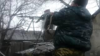 бой в чернухино 2 работает ГО МВД г. красный луч