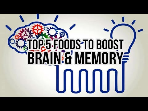5 Foods to Boost Brain & Memory [Hindi]