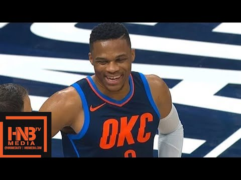 Oklahoma City Thunder vs Indiana Pacers 1st Qtr Highlights / Week 9 / Dec 13