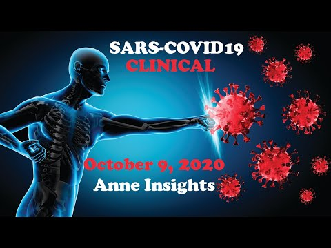 OVER 50% COVID RISK EVEN WITH VACCINE? 10-9 Clinical part 2
