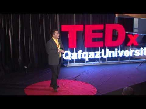 Sevgi münasibətlərində iqtisadiyyat   Sərvər Qurbanov   TEDxQafqazUniversity