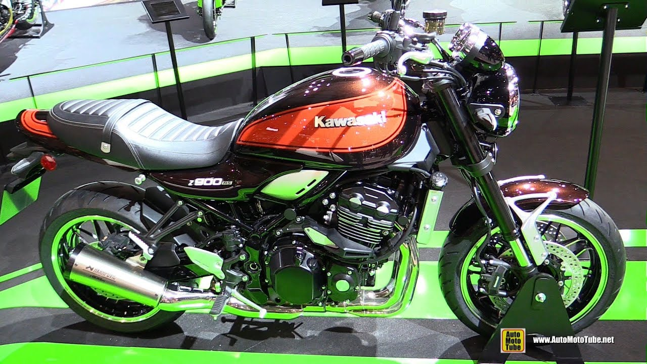 2018 kawasaki z900 rs walkaround 2017 eicma milan. Black Bedroom Furniture Sets. Home Design Ideas