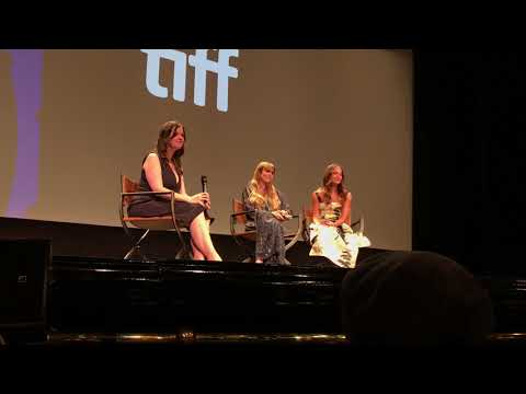 EvaGreenWeb Exclusive: Euphoria TIFF Q&A with Lisa Langseth and Alicia Vikander  (September 11 2017)