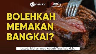 Bolehkah Memakan Bangkai? - Ustadz Muhammad Abduh Tuasikal, S.T., M.Sc. - 5 Menit yang Menginspirasi