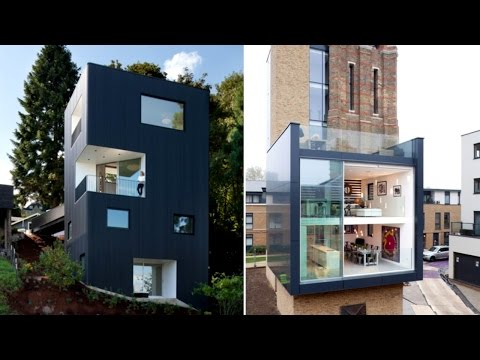 10 Amazing Tower Houses