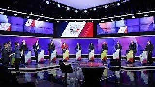 Champs-Elysées : les réactions des candidats