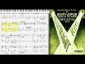 Searchlight Rag by Scott Joplin (1907, Ragtime piano)