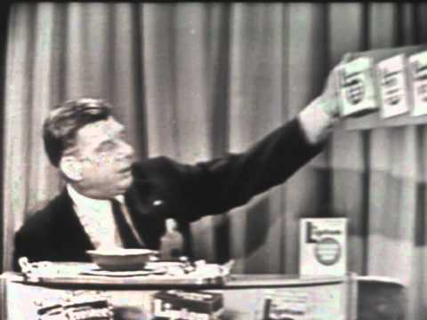 Arthur Godfrey's Talent Scouts - Lipton Soup Commercial (1956)