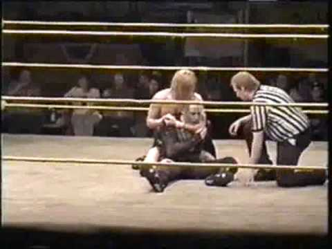 NWA Main Event Classic - Jammer vs. Shane Matthews  part 1