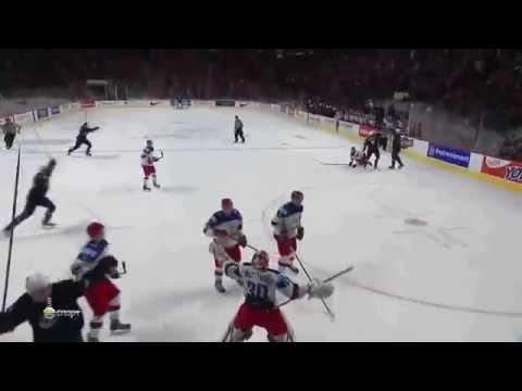 Новости Спорт Сегодня Россия США 3-2 Молодежное первенство