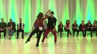 Spotlight 2016 2017 Intermediate J&J Anthony Chen & Kaitlyn Lankin Kraatz