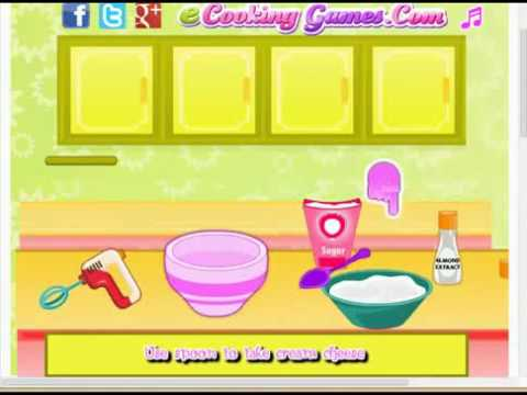 Sweetheart Dessert Games-Cooking Games-Hair Games
