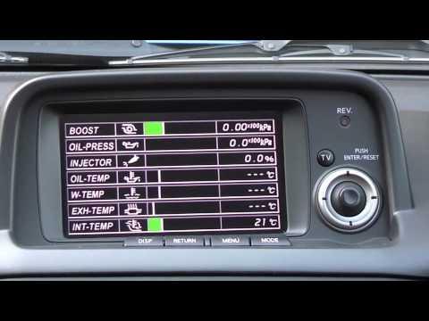 Kuvahaun tulos haulle GT-R 2002 info display