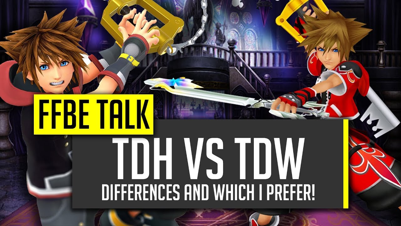True Dual Wield Vs True Double Hand Which Do I Prefer Ffbe Final Fantasy Brave Exvius Youtube