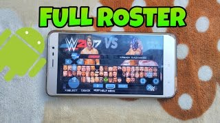 🔴HOW TO DOWNLOAD WWE 2K17 IN PPSSPP IN YOUR ANDROID DEVICE