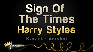 Download Harry Styles - Sign Of The Times (Karaoke Version)