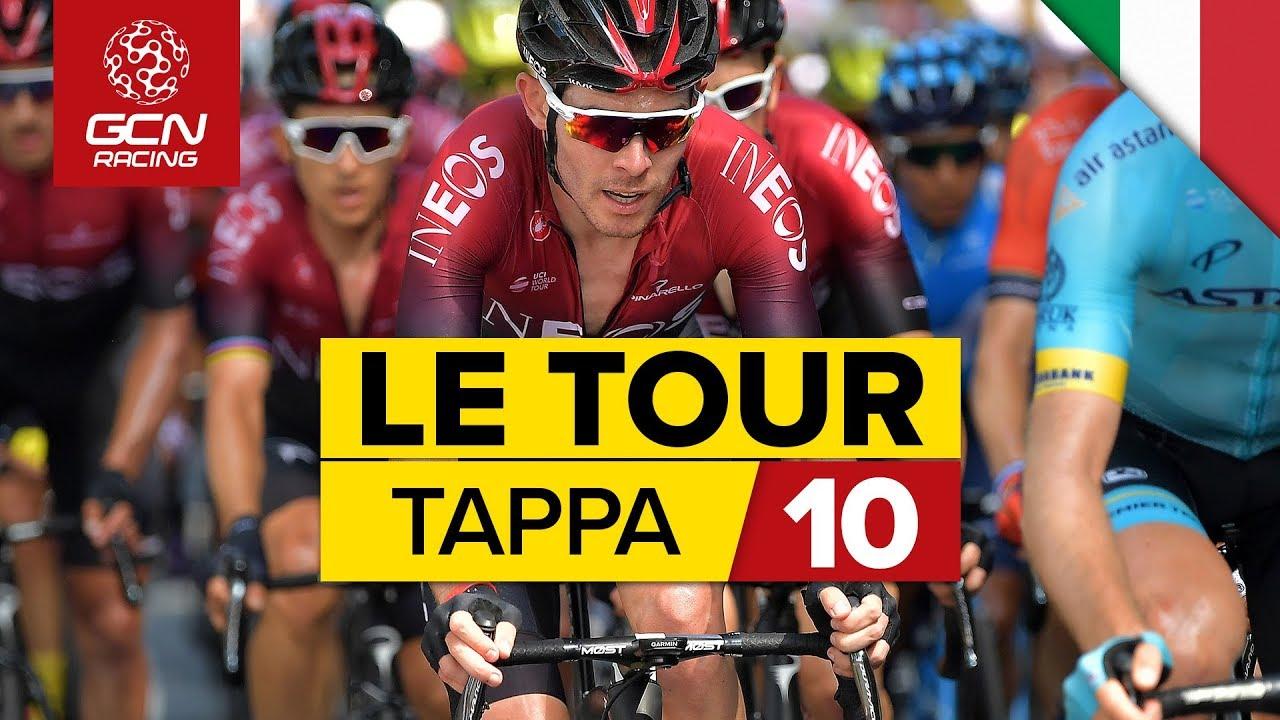 Tour de France 2019, 10° tappa: Saint-Flour - Albi