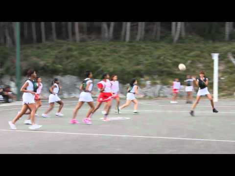 Netball Bermuda January 7 2012