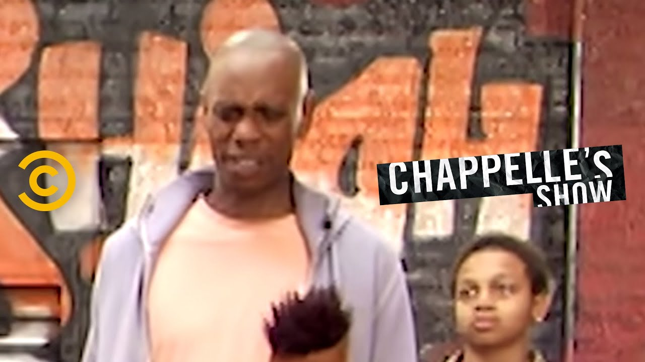 chappelle's show mere comedy or intellectual