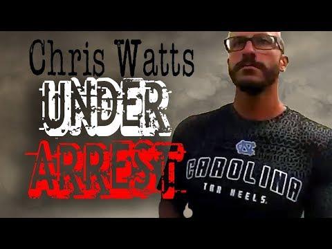 Chris Watts Body Cam Video Of Arrest