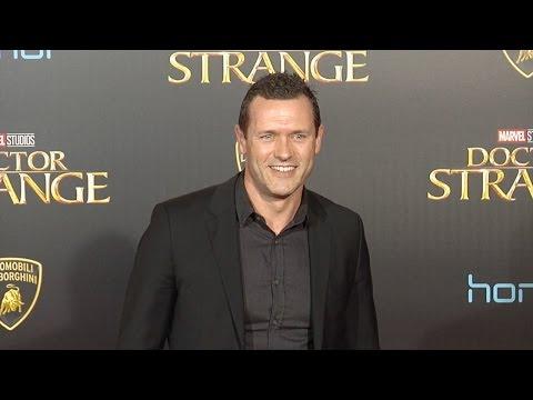 "Jason O'Mara ""Doctor Strange"" World Premiere Red Carpet"