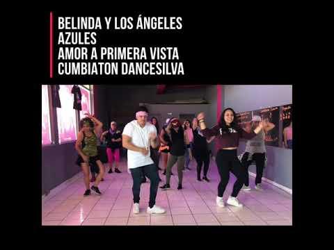 Amor a primera vista ,Belinda y Los Ángeles Azules