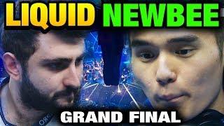 LIQUID vs NEWBEE - TI7 GRAND FINALS Bo5 [Game 2]