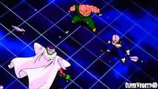 Goku Powers Up At Korin