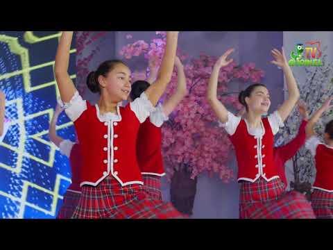 Cantec nou: Let's  DANCE - Dans Scotian