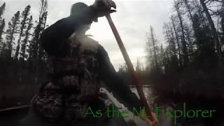 Justin Barbour the NL Explorer : Channel Trailer