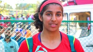 Vanshika Sejwal Won Gold Senior Girls High Jump at National Schools Athletics Championship 2015-16