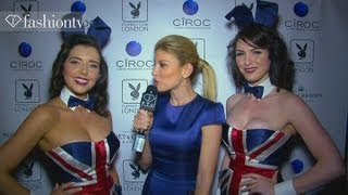 Playboy Club London - One-Year Anniversary Party with Hofit Golan | FashionTV