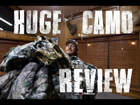 Our Deer Hunting Camo System! | REALTREE, SITKA GEAR, BPS, FIRST LITE And MORE!