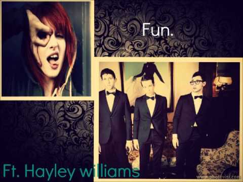 Somebody that i used to know - Fun ft Hayley Williams (Lyrics Included)