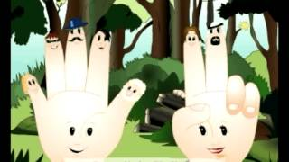 """Ten Little Fingers"" Nursery Rhymes"