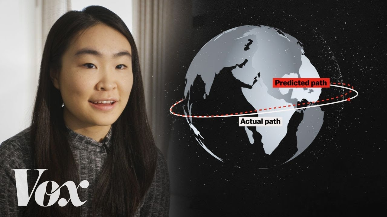 This 19-year-old can keep astronauts safe from space junk