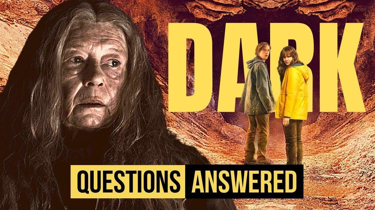 Dark Season 3 Explained In Hindi - QUESTIONS ANSWERED | How Claudia Know Origin World? | The Unknown