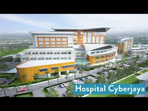 Hospital Cyberjaya: The Hospital for a Smart City