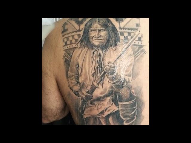 Geronimo guarito eseguito da ROSSO