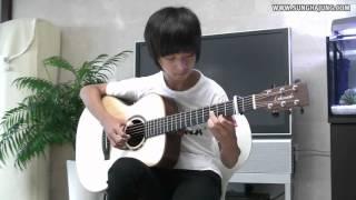 Сумерки под гитару