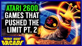These Atari 2600 Games Pushed the Limit! - Part 2