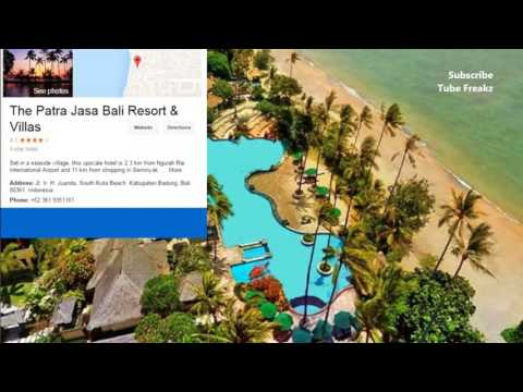 Hotels In Bali Indonesia, 5 Star Hotel Near Beach And Airport