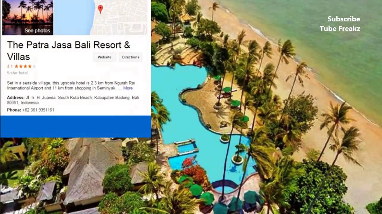 Hotels In Bali Indonesia 5 Star Hotel Near Beach And Airport