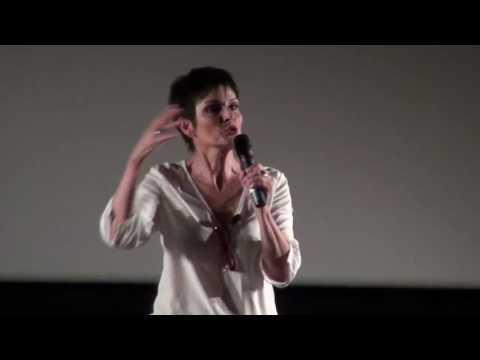 Conférence Patricia Darré le 24 juin 2016 au cinéma REX à Sarlat
