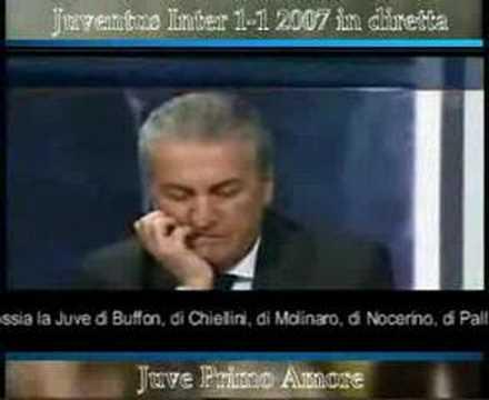Juve Campione Juve Inter 1-1 2007 mix